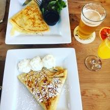 The Skinny Pancake ~ Eat Stowe