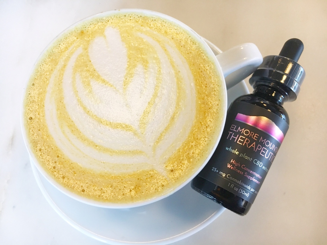 CBD Infusion PK Coffee Eat Stowe