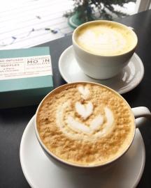 CBD Infused Lattes at PK Coffee
