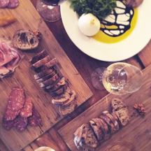 Charcuterie Board at Cork